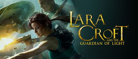 lara and the guardian of light play it on shield