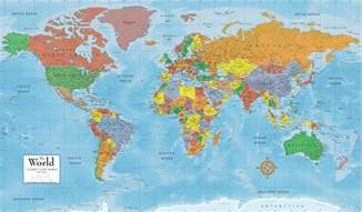 how many countries in the world of 7 continents and 5 oceans