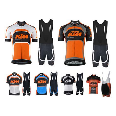 Ktm Cycling Gear 2015 New Summer Ktm Breathable Roupa Maillot Cycling