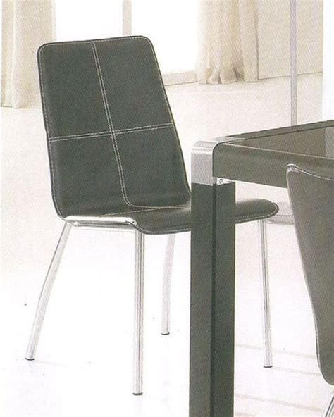 contemporary metal dining chair ol dc05