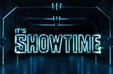 Its Showtime by Work In Progress
