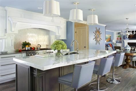 transitional kitchen with maple kitchen island morris transitional cabinetry tedd wood llc