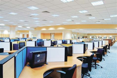 Office Express Ncr Realty Rides On Back End Offices The Financial Express