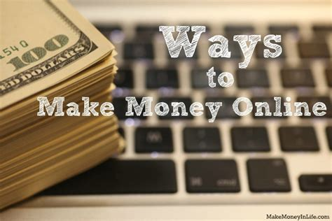Ways To Make Money Online In College - ways to make easy money online how to make money with smartphone