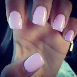solid color acrylic nails 25 best solid color nails ideas on color