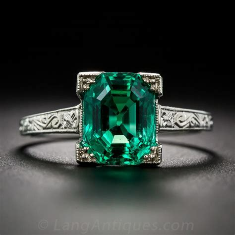best 25 green emerald ring ideas only on
