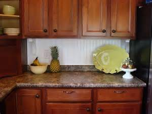 Beadboard Backsplash In Kitchen by Thrifty Decor Beadboard Backsplash Cozy Kitchens