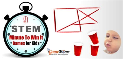 minute to win it challenges stem challenge minute to win it for