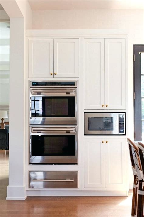 double oven kitchen design double oven and microwave instavite me