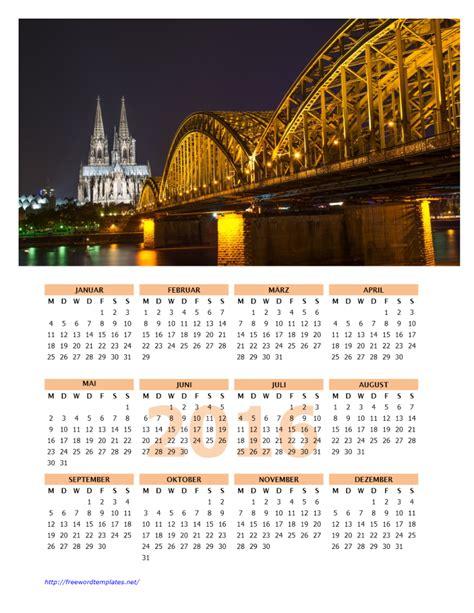 Word Vorlage Jahreskalender 2016 Kalender 2016 Mit Foto Word Vorlagen Word Vorlagen Kostenlos Microsoft Word Vorlagen