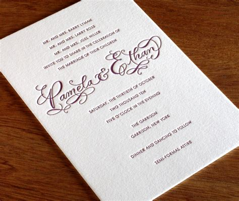 wedding wording invitations how to choose the best wedding invitations wording madailylife