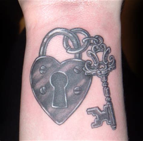 lock and key tattoos for men key and lock tattoos for tattoomagz