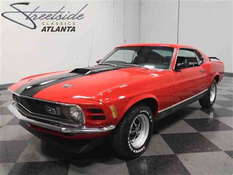 mustang 1970 mach 1 1970 ford mustang mach 1 for sale on classiccars 16