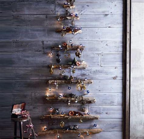 weihnachtsbaum aus holz selber bauen holz kerzenhalter christbaum bvrao