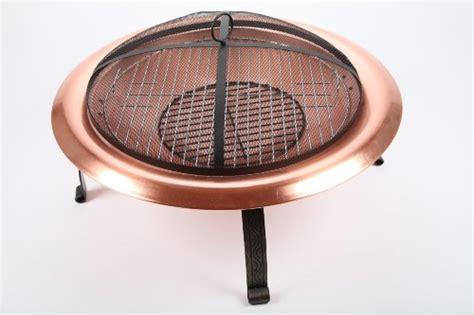 feuerschale für grill point garden feuerschale 74cm garten grill kupfer alles