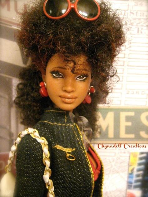 black doll afro afro licious i m a