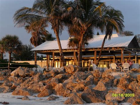 Eat On The Beach And Enjoy The Sunset Picture Of Beach House Restaurant Bradenton