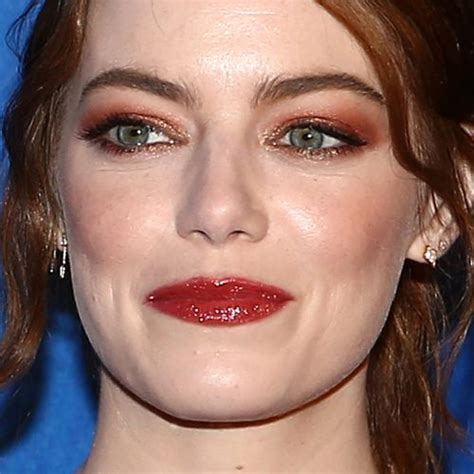 emma stone lipstick emma stone s makeup photos products steal her style