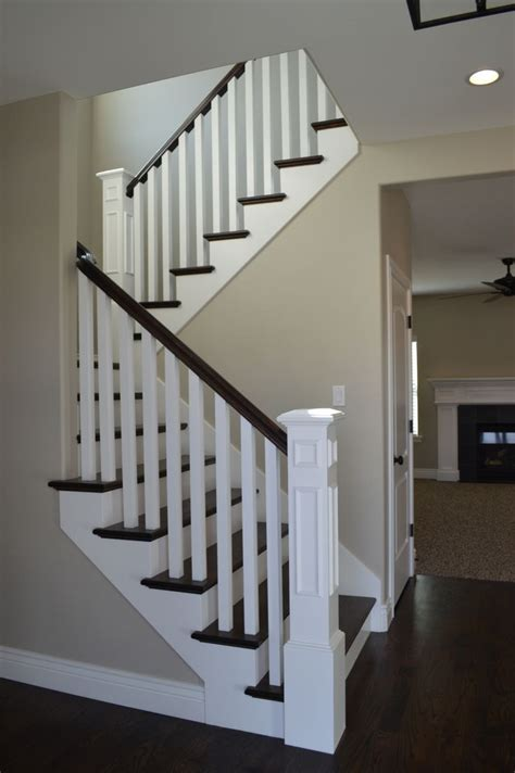 pictures of banisters hardwood floors on pinterest hardwood stairs dark