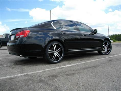 06 gs300 on 20 quot status kinghts club lexus forums
