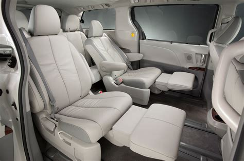 Limited Recline Seat by 2013 Toyota Reviews And Rating Motor Trend