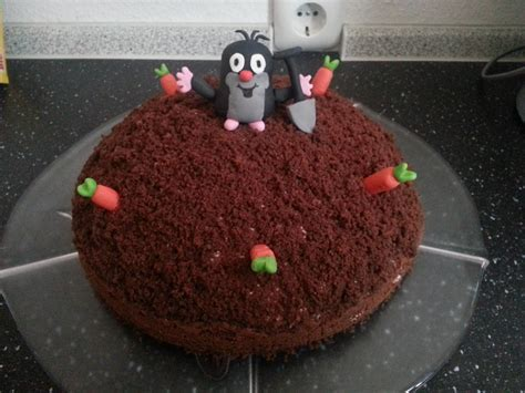 maulwurf kuchen maulwurfkuchen mit erdbeeren rezept mit bild evas