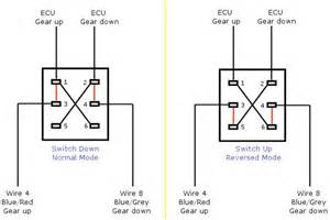 dc polarity switch dc wiring diagram and circuit schematic