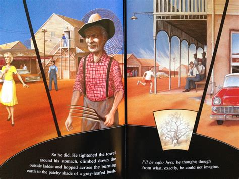 the water tower picture book the watertower suspense and belonging in a small town