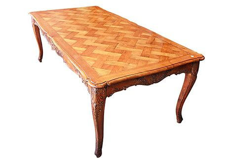 Dining Table Cherry Basket Weave Cherry Dining Table Omero Home