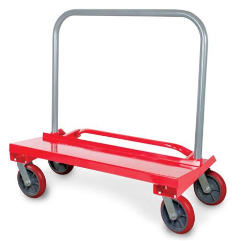 metaltech drywall cart removable handle with 3600 lb load