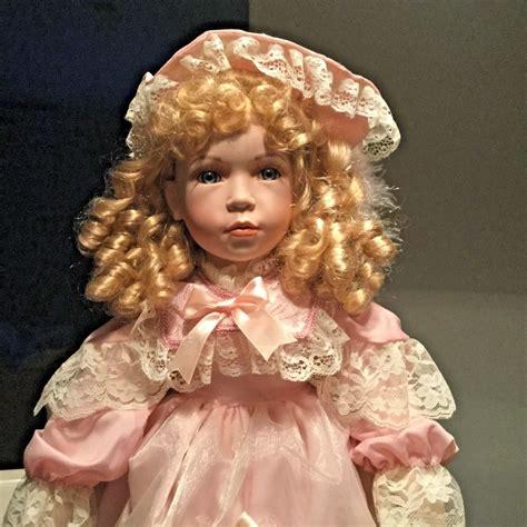 porcelain doll njsf vintage porcelain doll njsf porcelain stunning doll no tag