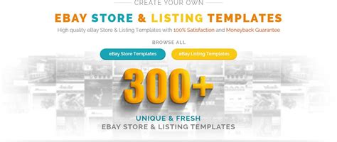 ebay seller templates free best ebay templates mobile responsive ebay template