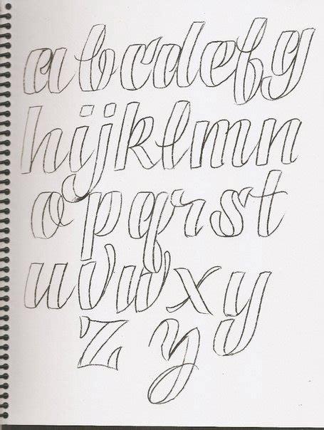hipster tattoo font generator caligraf 237 a abecedarios arte taringa