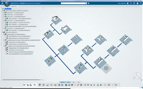 Parts Of A Floor Plan managing manufacturing boms in delmia 3dexperience