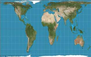 why every world map you re looking at is wrong africa