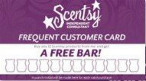 scentsy gift card template scentsy in strathmore strathmore ab bars hotfrog canada