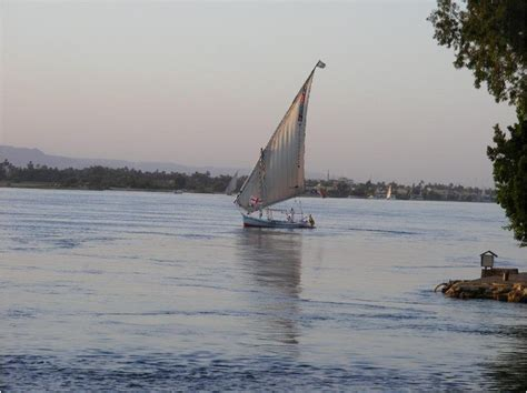 felucca boat 2 hour private felucca ride on the nile from luxor