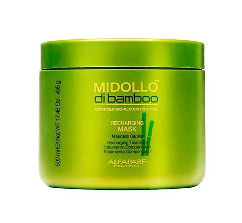 alfaparf midollo di bamboo renewal lotion hair treatment alfaparf midollo di bamboo recharging mask 500ml hairsup