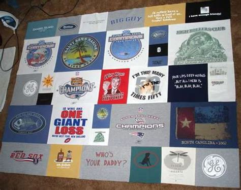 Directions For T Shirt Quilt by T Shirt Quilts