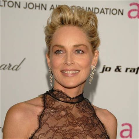 sharon stone reveals her secret to looking so young sharon stone beauty tips sharon stone skincare and
