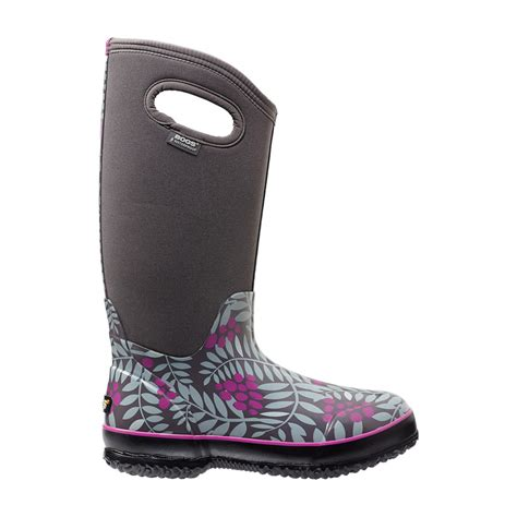 bogs shoes classic winterberry high s high insulated boots 71409