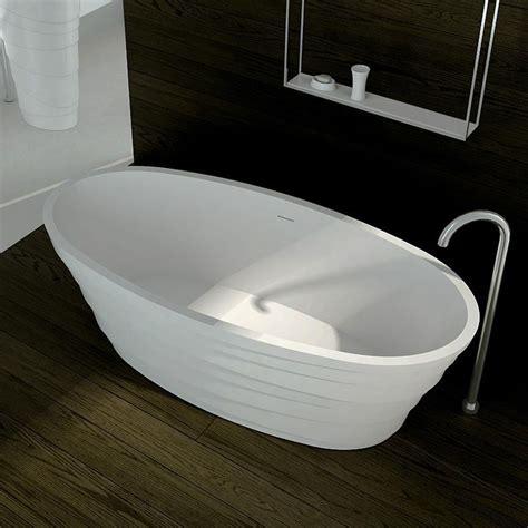 Baignoire 160x75 by Baignoire 238 Lot En Solid Surface Blanc Mat 160 X 75 Cm Hoop