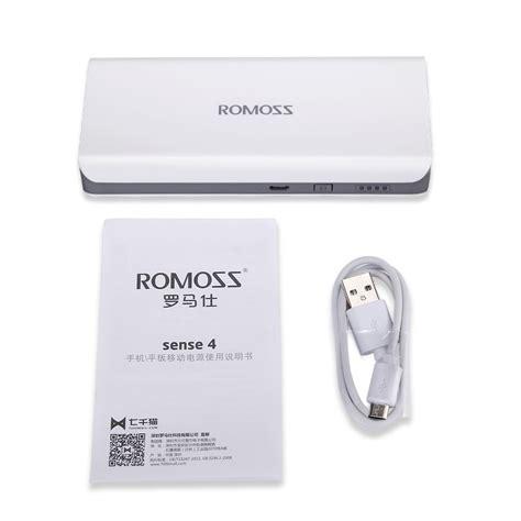 Romoss Sense 4 10400mah Power Bank original romoss sense4 dual usb 10400mah power bank