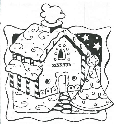 gingerbread man house coloring page christmas coloring page gingerbread house coloring home