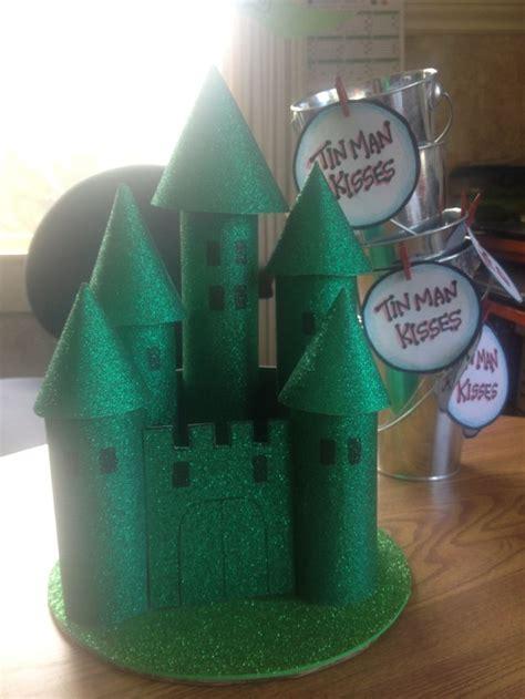 wizard  oz decor  birthday party  castle