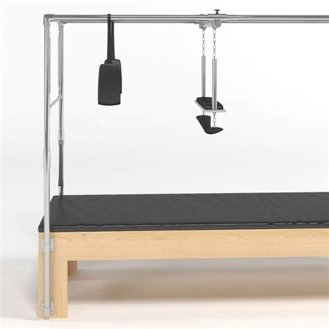 pilates bed 3d model max obj 3ds fbx cgtrader com