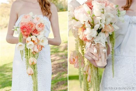 Wedding Bucay by 1000 Images About Cascading Wedding Bouquets On
