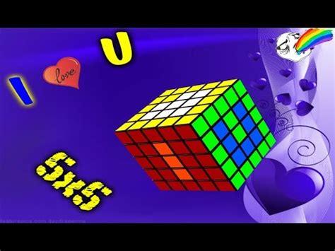tutorial rubik 5x5 español full download 7x7 rubik s cube heart pattern