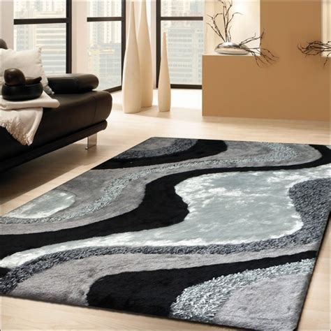 black and white area rug 8x10 amazing bedroom awesome black and white rug walmart