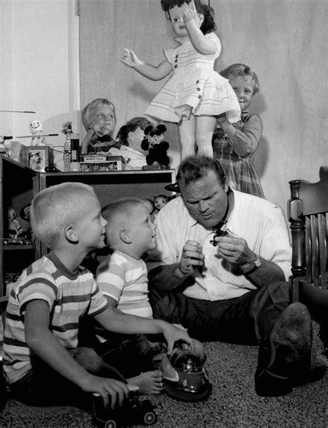 young living american fork front desk file dan blocker and his children circa 1960s jpg